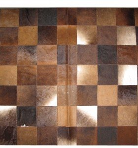 illuminated-patchwork-cow-leather-rug